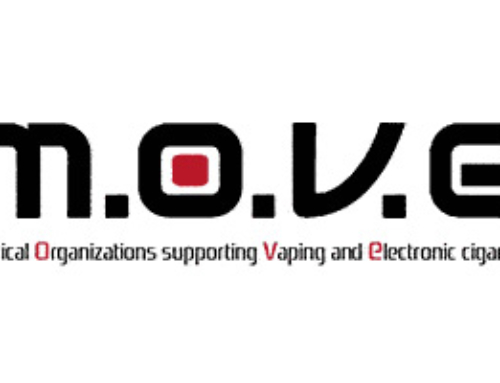 M.O.V.E – Medical experts support vaping